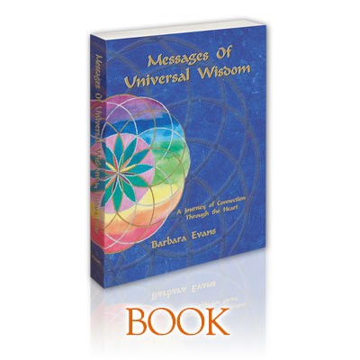 Messages of Universal Wisdom Book by Barbara Evans