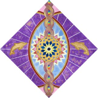 New Earth Chakra Key - Eye of Awakening