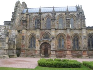 13_Rosslyn Chapel East Side