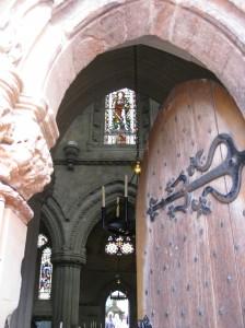 15_Entering the East Door