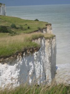 17_ White Cliffs at St Margaret