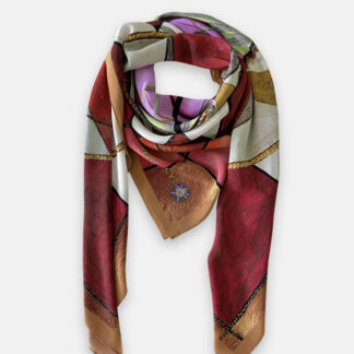 Root of Peace Scarf