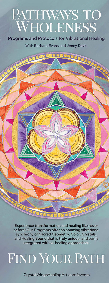 Pathways to Wholeness - Find Your Path